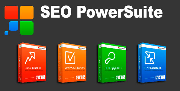 SEO PowerSuite offers a compregensive SEO tool
